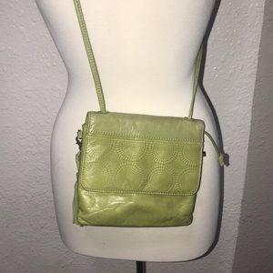 HOBO leather crossbody /shoulder bag